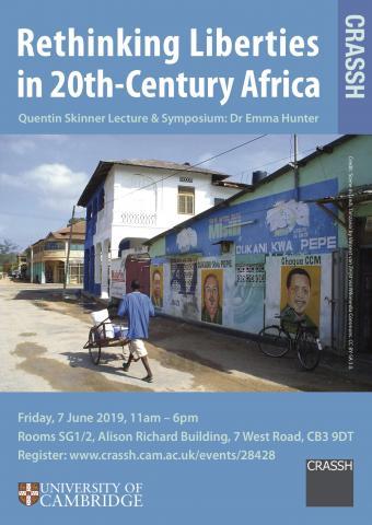 Rethinking Liberties in 20th C Africa